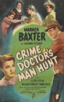 Crime Doctors Man Hunt 1946 DVD - Warner Baxter / Ellen Drew